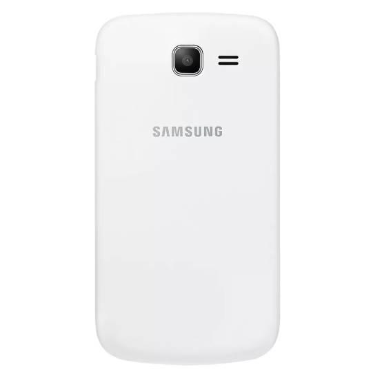 Tampa da Bateria Samsung Trend Gt-S7392 Branco 1 Linha