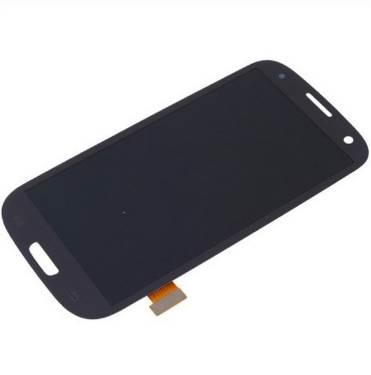 Display Lcd Com Tela Touch Samsung Galaxy S3 I9300 Preto
