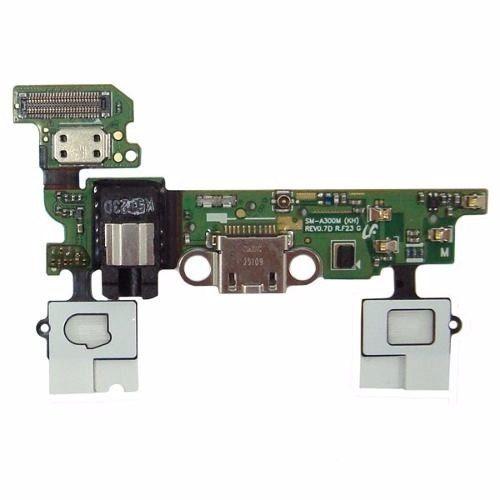 Cabo Flex Flat Dock Conector Carga Usb Samsung A3 A300