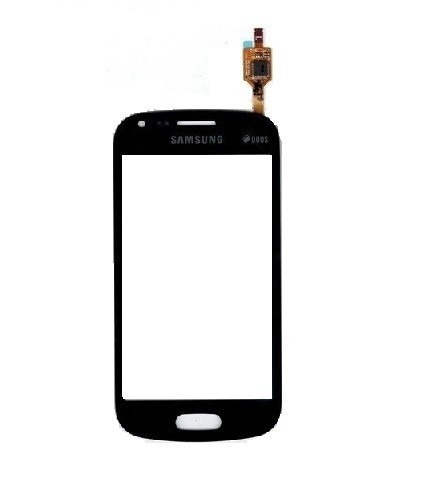 Tela Touch Samsung Galaxy Trend Plus S7580 Preto AAA