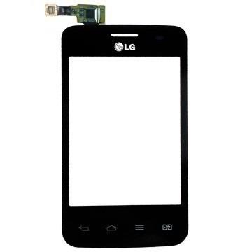 Tela Touch LG L3 Ii E435 Preto AAA