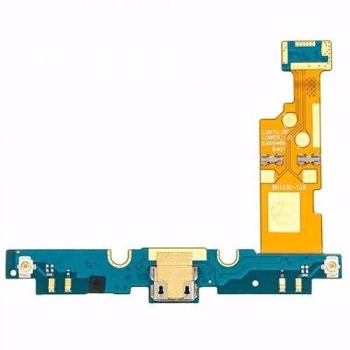 Cabo Flex Conector Carga Lg Optimus G E977