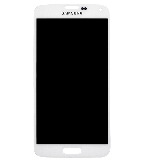 Frontal Touch e Lcd Samsung Galaxy S5 G900m Branco