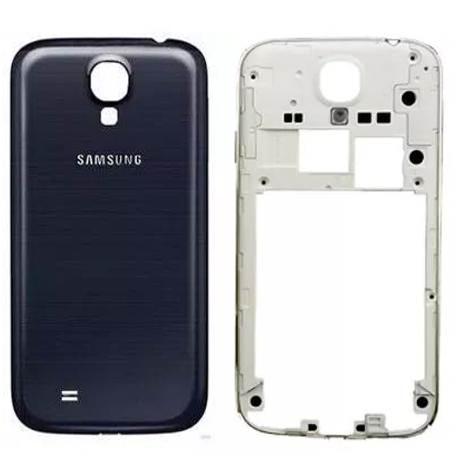 Carcaça com Tampa Samsung S4 4g Gt-i9505 Completo Grafite