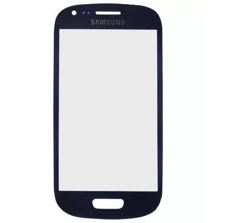Lente de Vidro Samsung GT-S8190L S3 Mini Grafite (Usar com Cola UV)