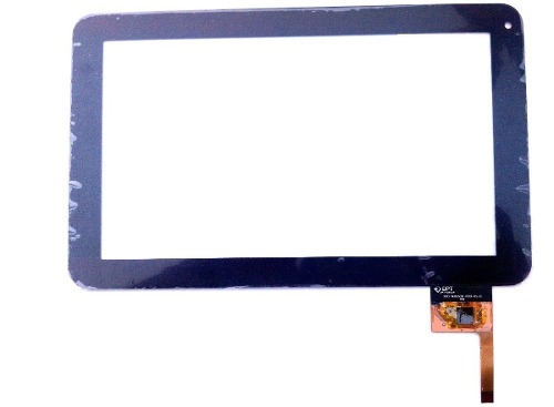 Tela Touch Tablet Cce TR91 9 Polegadas Preto