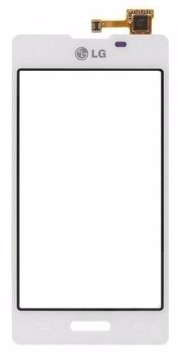 Tela Touch LG Optimus L5 2 E450 E460 Branco - 1ª Linha