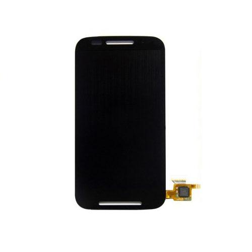 Display Lcd Com Tela Touch Motorola Moto E XT1022 XT1025 Preto Com Aro