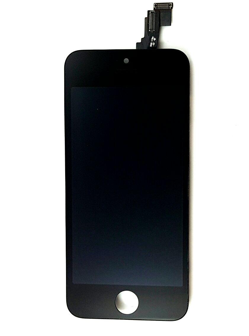 Frontal Apple Iphone 5c Preto Original