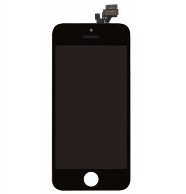 Frontal iPhone 5 5g Apple Preto Original