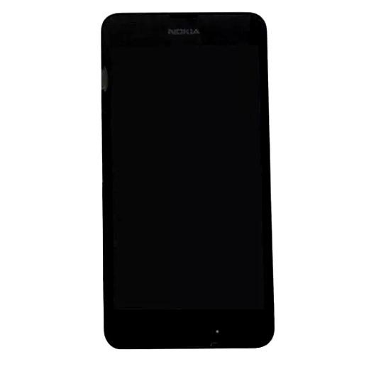 Frontal Nokia Lumia 630 635 Rm-979 Preto