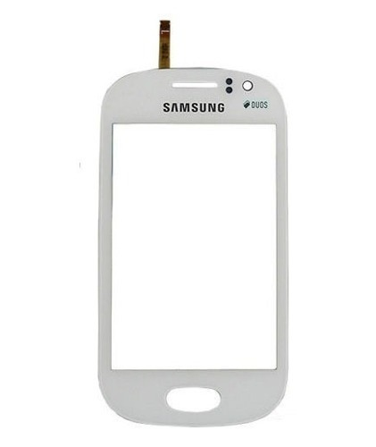 Touch Samsung Galaxy Fame S6812 Branco