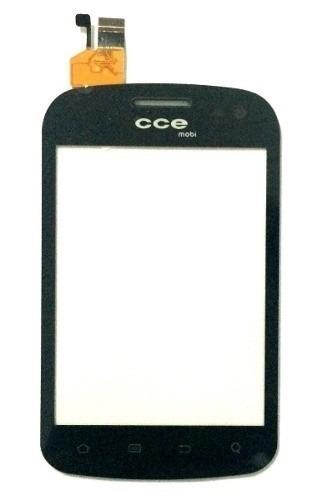 Tela Touch Cce Mobi Sm55 Preto