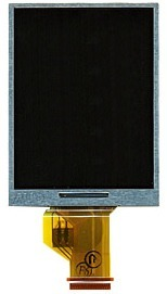 Display Lcd Samsung Camera Es70 Es73 Es75 Pl20 Pl100 Sl605 Tl205