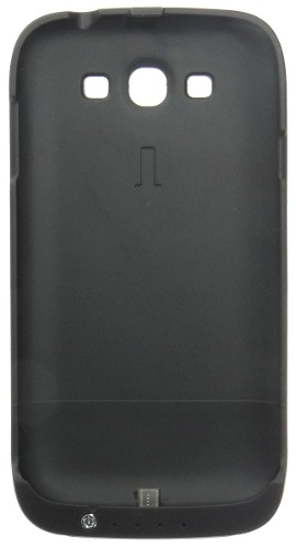 Capa Carregador Bateria Extra Samsung Galaxy Gran Duos I9082 Preto