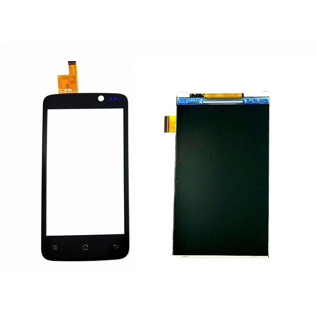 Kit Touch e Lcd Touch Blu Star S410 S410i Preto