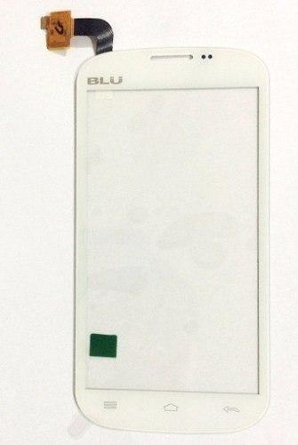 Tela Touch Blu Studio D530e Branco