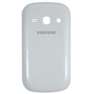 Tampa Traseira Samsung Fame GT-S6810 GT-S6812 Branco