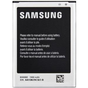 Bateria Samsung Galaxy S4 Mini G-I9192 I9190 I9195 B500 1900 Mah 1ª Linha