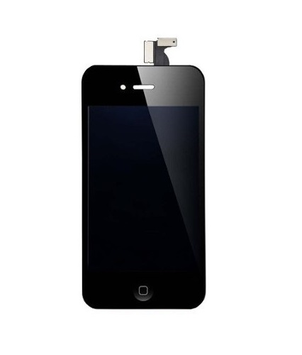 Frontal Touch com Lcd Apple Iphone 4g Preto - 1 Linha