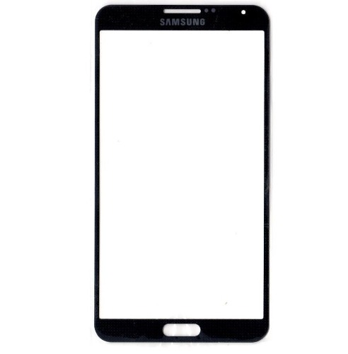 Lente Vidro sem Touch Samsung Note 3 N9005 Preto
