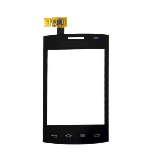 Tela Touch LG Optimus L1 E410 E415 Preto AAA