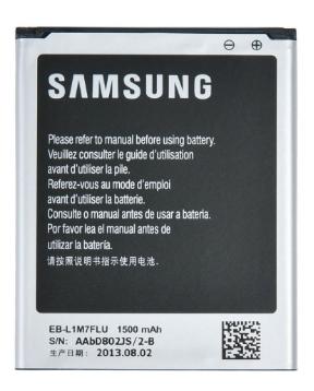 Bateria Samsung Galaxy Gt-I8190 S3 Mini 1ª Linha