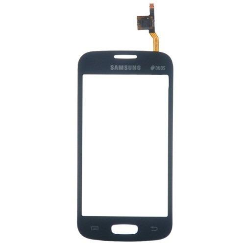Touch Samsung Galaxy Star Plus S7260 S7262 Chumbo - 1 Linha