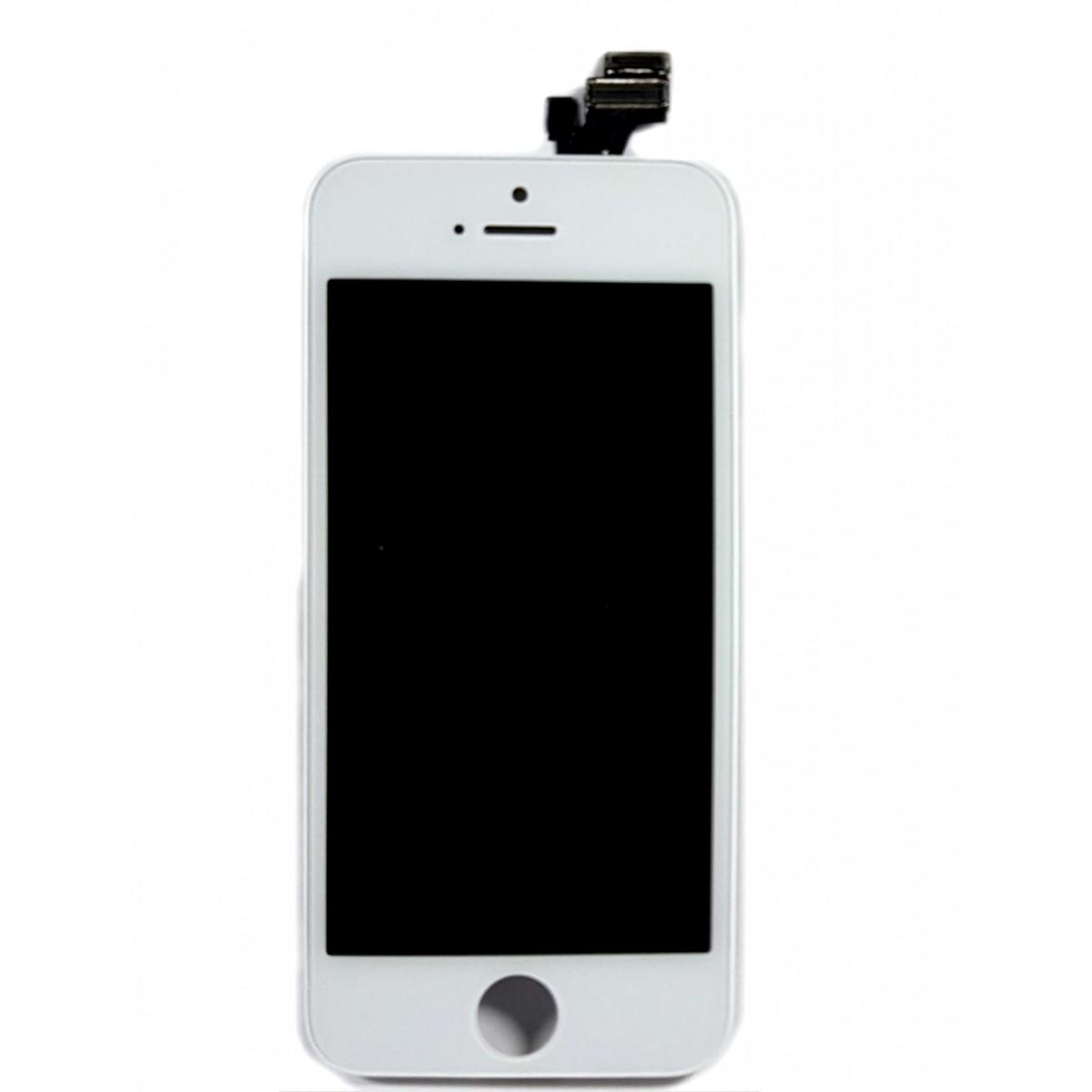 Frontal Apple Iphone 5 5g Branco Original