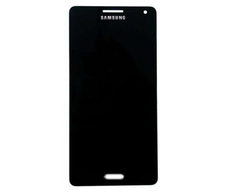 Frontal Samsung A5 SM-A500 Preto