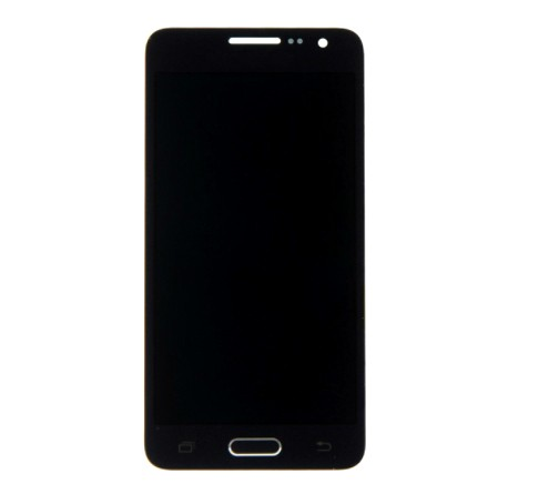 Frontal Samsung Galaxy A3 A300 Preto Original