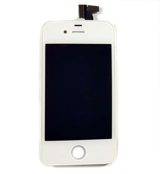Frontal Apple Iphone 4s Branco Original
