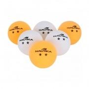 Bolas para Ping Pong com 6 Unidades