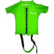 Flutuador Infantil Verde Proteção UV UPF50 +