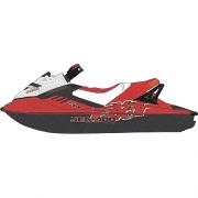 Kit Adesivo Jet Ski Sea Doo RXT 2007