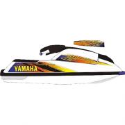 Kit Adesivo Jet Ski Yamaha Super Jet 1997