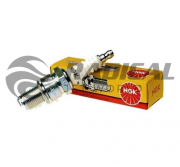 Vela NGK B8HS-10 para Motor de Popa Yamaha 50/60/90/115/130 HP 2T (Unitária)