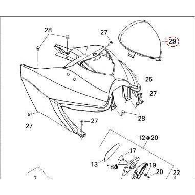 Defletor Jet Ski Sea Doo gti 4 tempos Cromado  - Radical Peças - Peças para Jet Ski