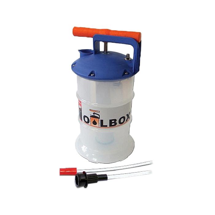 Bomba de Sucção para Extração de Óleo 2,7 Litros Manual  - Radical Peças - Peças para Jet Ski