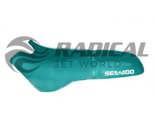 Capa de Banco Jet Ski Sea Doo SPX 94/95 Verde Claro  - Radical Peças - Peças para Jet Ski
