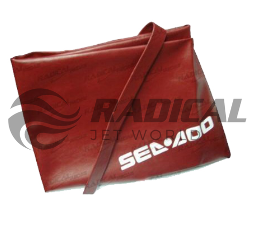 Capa de Banco Jet Ski Sea Doo GS 2000/2001 Vinho Nacional  - Radical Peças - Peças para Jet Ski