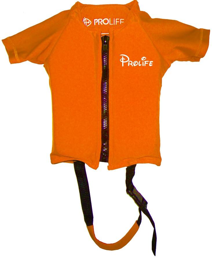 Flutuador Infantil Laranja Proteção UV UPF50 +  - Radical Peças - Peças para Jet Ski