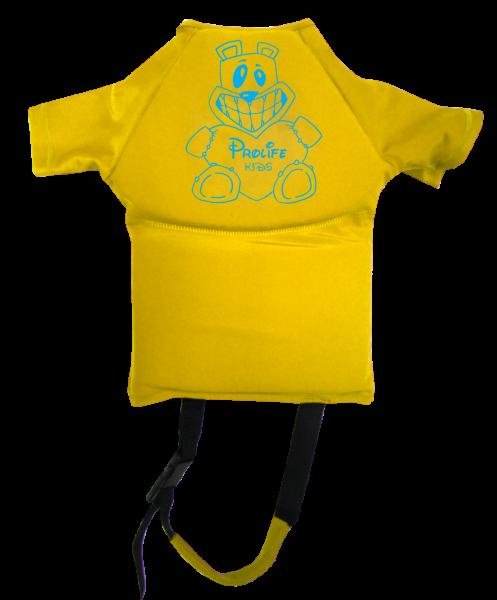 Flutuador Infantil Amarelo Proteção UV UPF50 +  - Radical Peças - Peças para Jet Ski