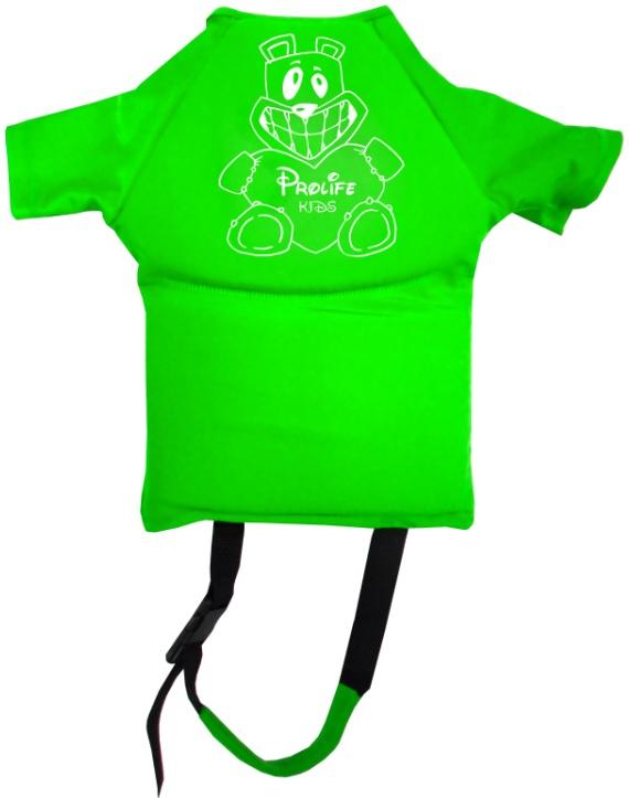 ... Flutuador Infantil Verde Proteção UV UPF50 + - Radical Peças - Peças  para Jet Ski 0a206bbed35