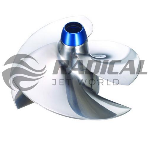 Hélice Solas para Jet Ski Yamaha 11/14 155mm Vx 700  - Radical Peças - Peças para Jet Ski