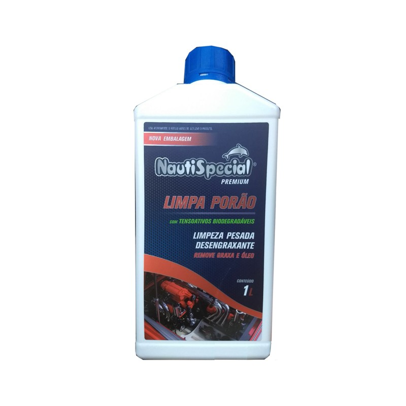 Lava Motor/ Porão Lancha e Jet ski 1 Litro NautiSpecial  - Radical Peças - Peças para Jet Ski