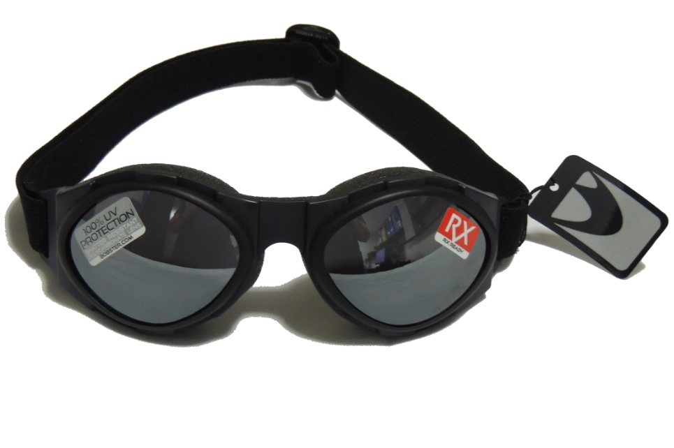 Óculos Bobster Bugeye Preto  - Radical Peças - Peças para Jet Ski