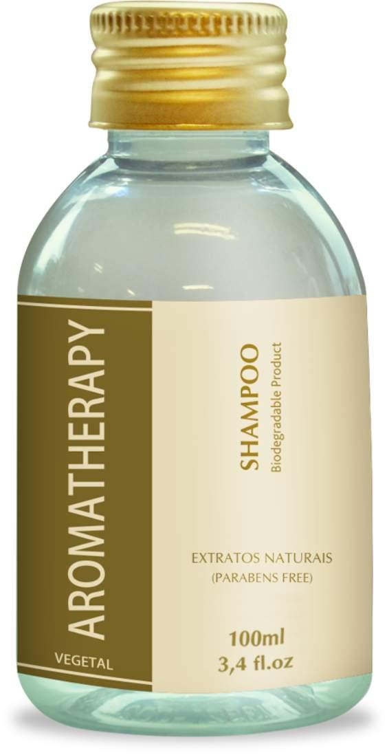Shampoo 100ml Aromatherapy   - Alma Brasil Cosméticos