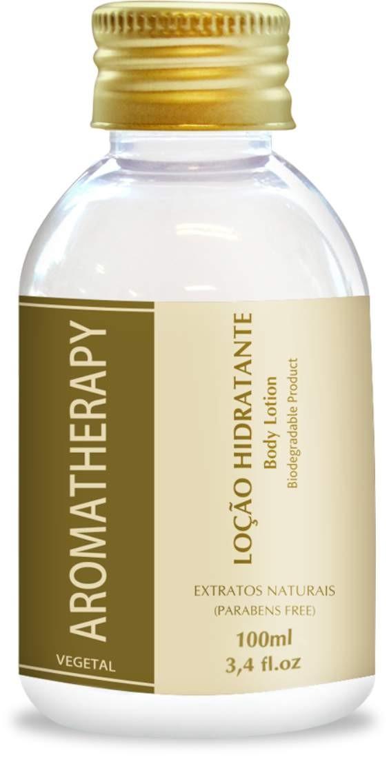 Loção Hidratante 100ml Aromatherapy   - Alma Brasil Cosméticos