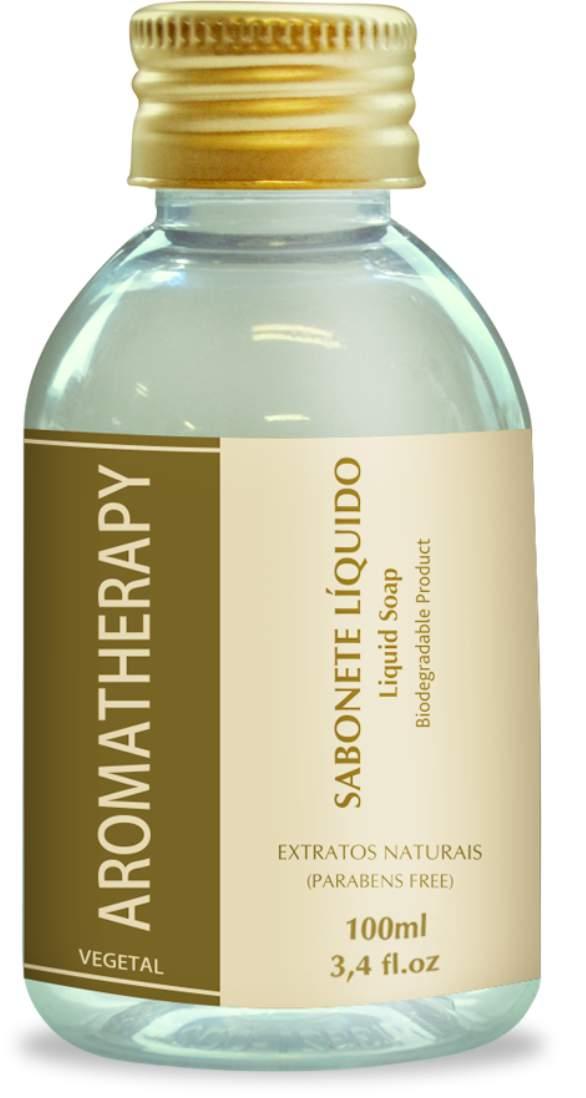 Sabonete Líquido 100ml Aromatherapy  - Alma Brasil Cosméticos